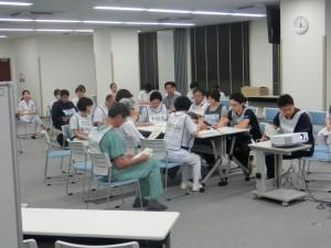 6.25県立大島病院 写真